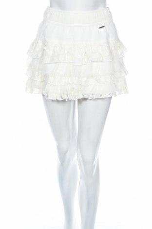 Sukňa Abercrombie & Fitch, Veľkosť S, Farba Kremová, Bavlna, polyester, Cena  8,84€