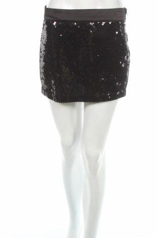 Φούστα H&M Divided, Μέγεθος S, Χρώμα Μαύρο, Πολυεστέρας, Τιμή 4,25€