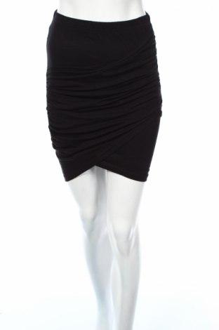 Φούστα Nly Trend, Μέγεθος XS, Χρώμα Μαύρο, Βαμβάκι, Τιμή 6,43€