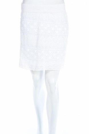 Пола Today, Размер S, Цвят Бял, 60% памук, 40% полиамид, Цена 5,04лв.