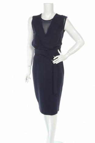 Φόρεμα ASOS, Μέγεθος M, Χρώμα Μπλέ, 75% πολυεστέρας, 18% βισκόζη, 7% ελαστάνη, Τιμή 11,88€