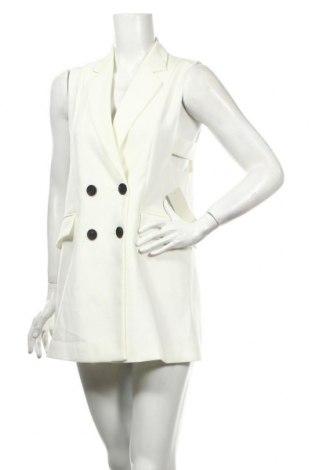 Šaty  Zara, Rozměr S, Barva Bílá, 72% polyester, 22% viskóza, 6% elastan, Cena  539,00Kč