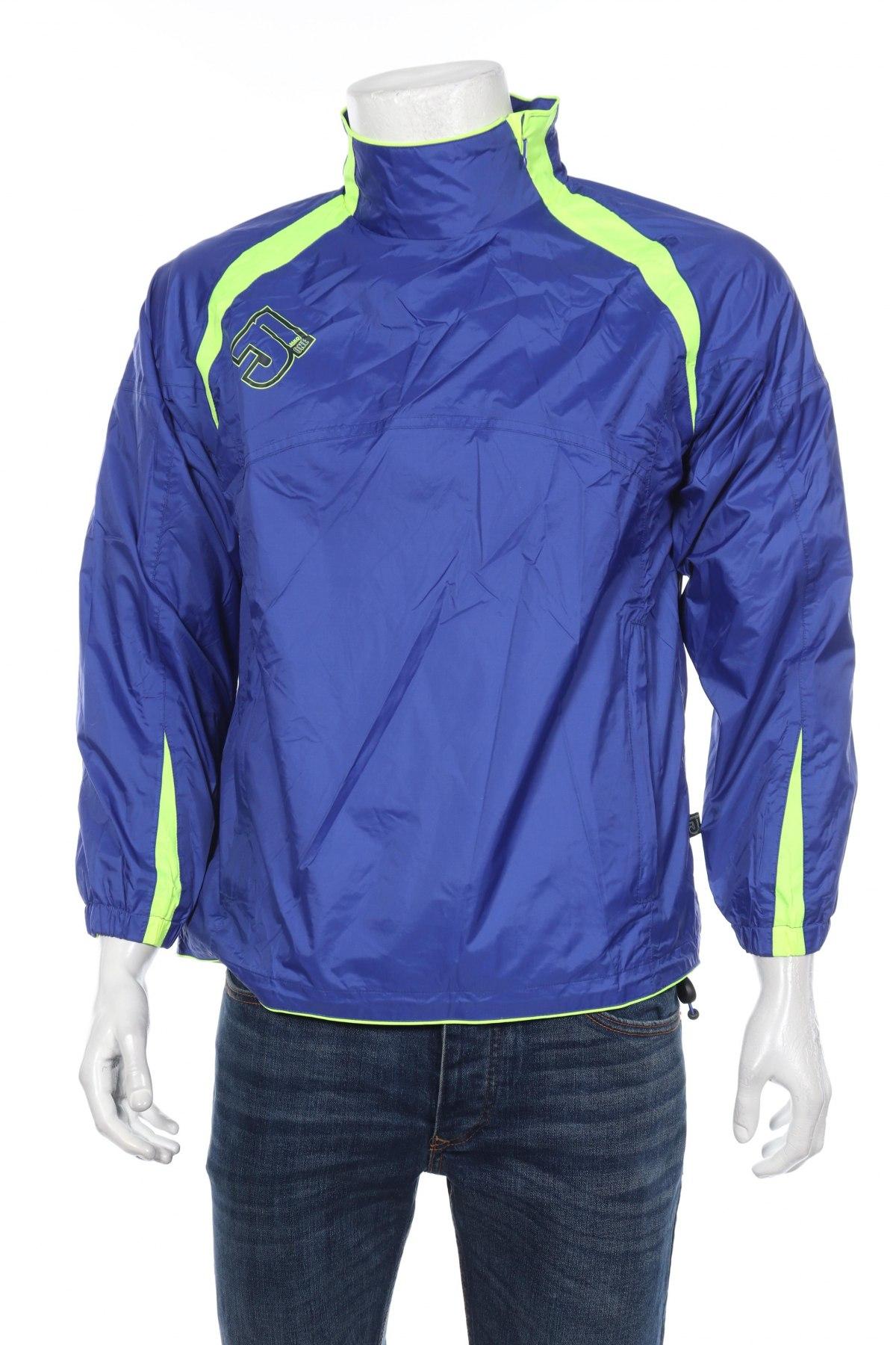 Мъжка спортна блуза Jako, Размер S, Цвят Син, Полиамид, Цена 12,60лв.