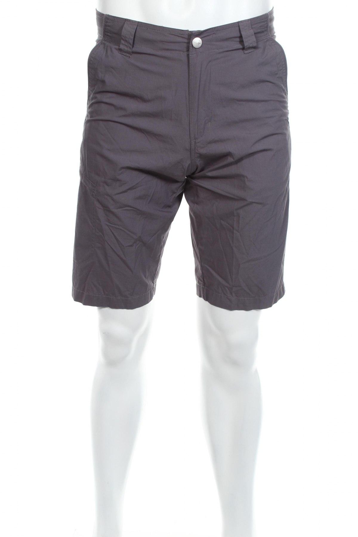 Мъжки къс панталон Diadora, Размер S, Цвят Сив, Памук, Цена 16,45лв.