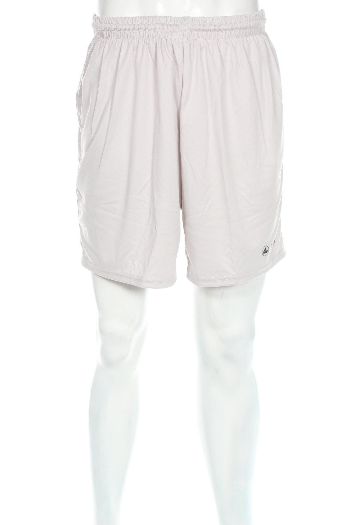 Мъжки къс панталон Jako, Размер M, Цвят Сив, Полиестер, Цена 11,70лв.
