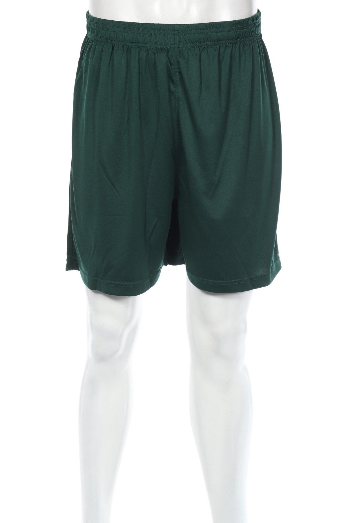 Мъжки къс панталон Mitre, Размер XL, Цвят Зелен, Полиестер, Цена 25,50лв.