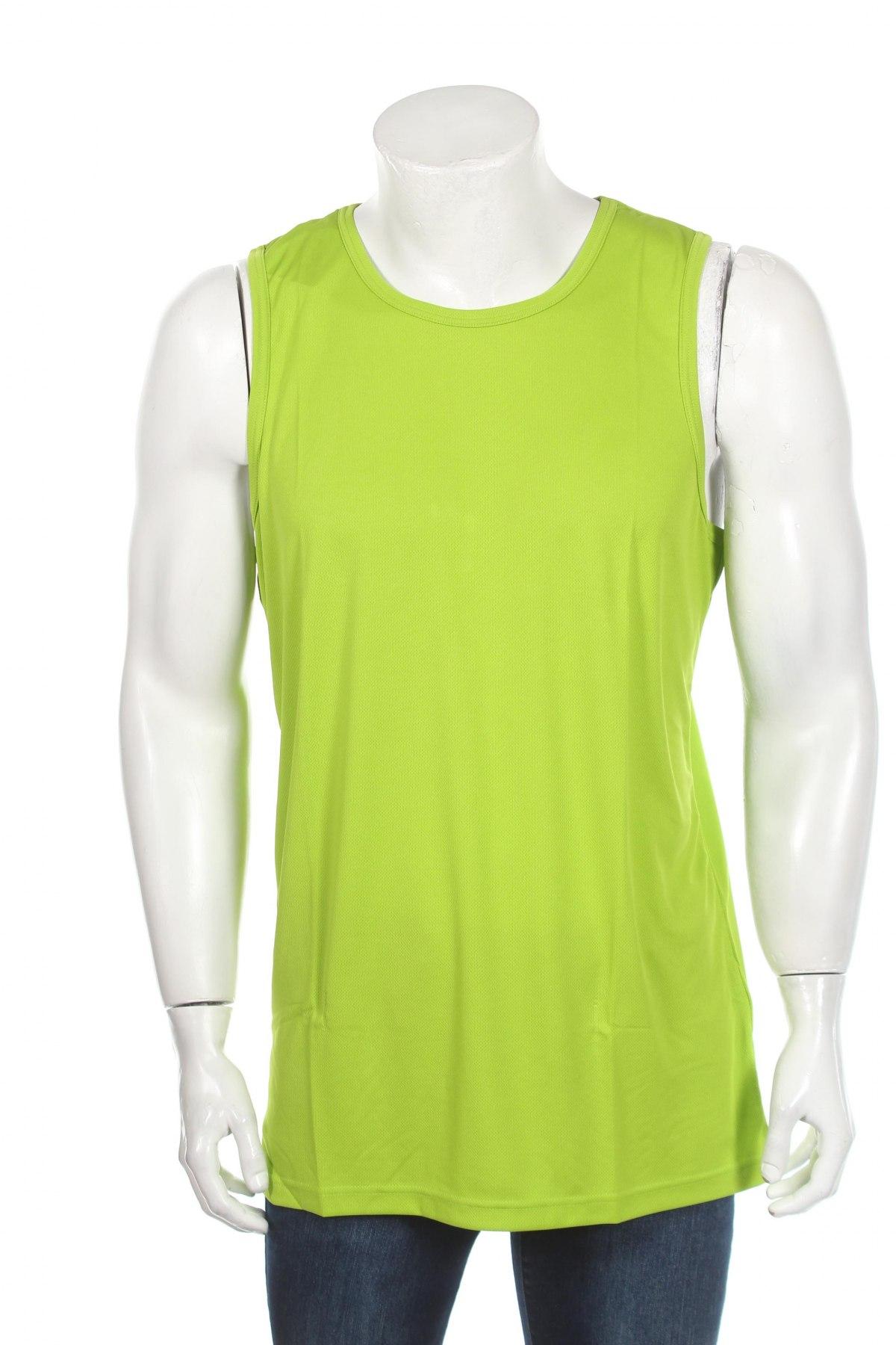 Мъжки потник Gregster, Размер XXL, Цвят Зелен, Полиестер, Цена 9,10лв.