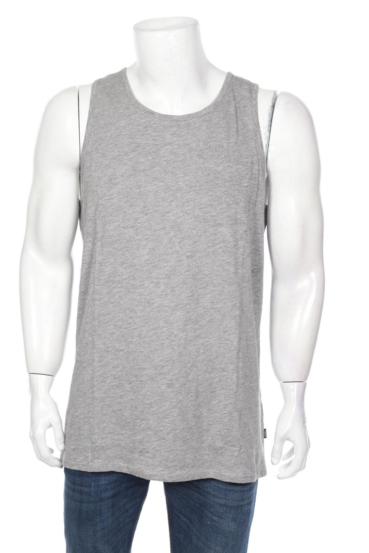 Мъжки потник O'neill, Размер XL, Цвят Сив, Памук, Цена 14,70лв.