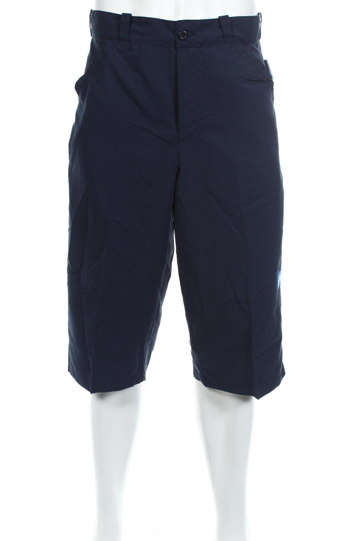 Мъжки спортен панталон Diadora, Размер S, Цвят Син, Полиестер, Цена 14,10лв.