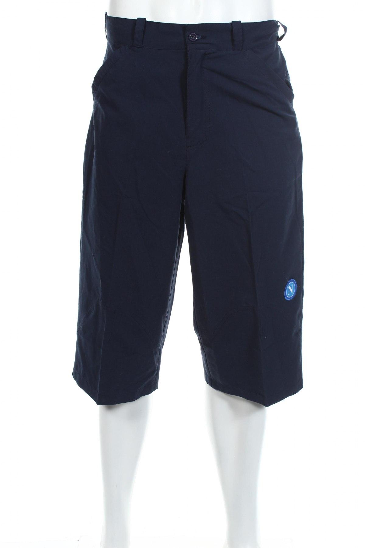 Мъжки спортен панталон Diadora, Размер S, Цвят Син, Полиестер, Цена 14,70лв.