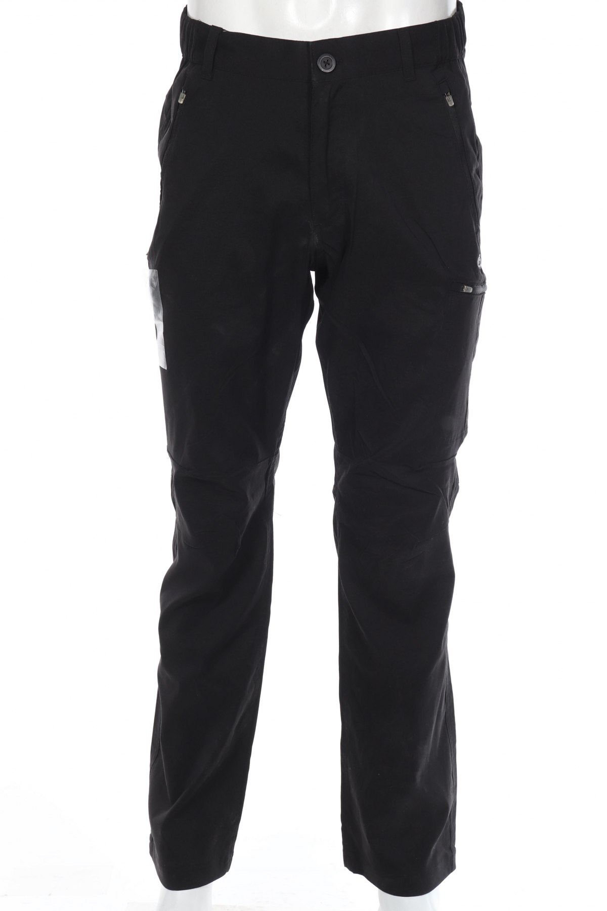 Мъжки спортен панталон Graghoppers, Размер M, Цвят Черен, 96% полиамид, 4% еластан, Цена 23,70лв.