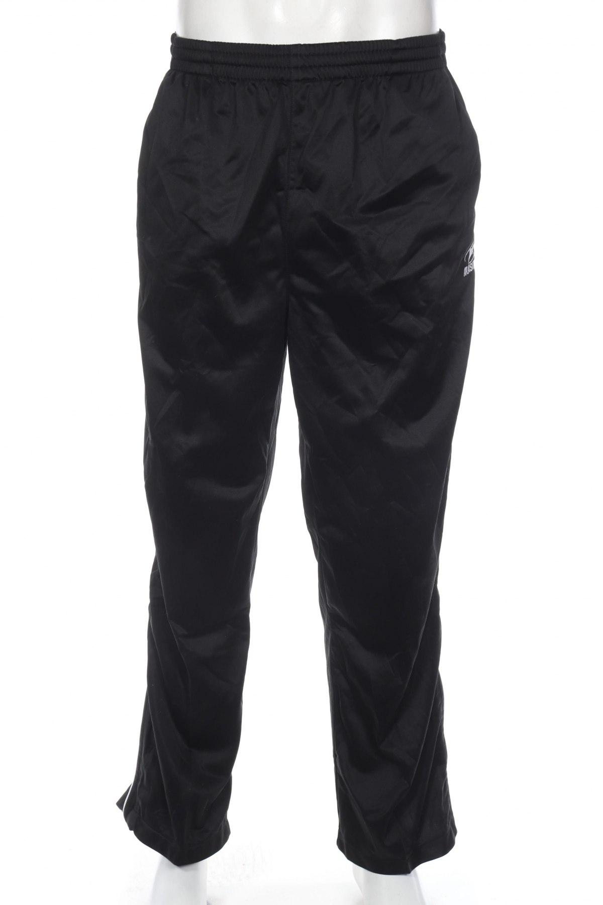 Мъжко спортно долнище Masita, Размер L, Цвят Черен, Полиестер, Цена 16,45лв.