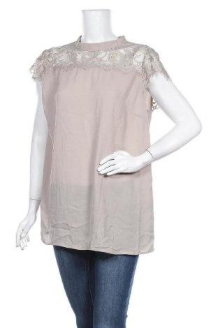 Μπλούζα εγκυμοσύνης Mamalicious, Μέγεθος XL, Χρώμα  Μπέζ, Πολυεστέρας, Τιμή 13,58€