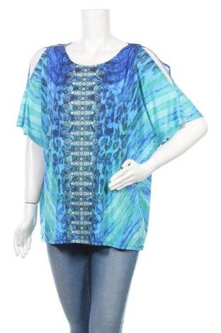 Γυναικεία μπλούζα Suzanne Grae, Μέγεθος M, Χρώμα Πολύχρωμο, 95% πολυεστέρας, 4% ελαστάνη, Τιμή 9,87€
