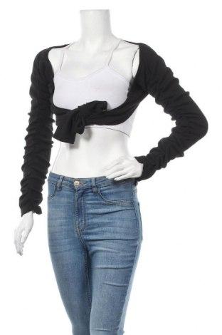 Болеро Missguided, Размер L, Цвят Черен, 95% памук, 5% еластан, Цена 12,08лв.