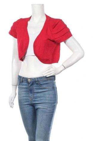 Μπολερό Rockmans, Μέγεθος XL, Χρώμα Κόκκινο, 70% βισκόζη, 30% πολυαμίδη, Τιμή 15,59€