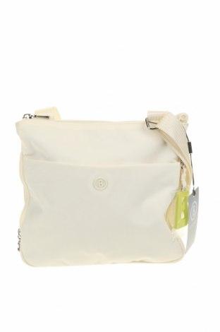 Τσάντα Bogner, Χρώμα Εκρού, Κλωστοϋφαντουργικά προϊόντα, Τιμή 71,12€