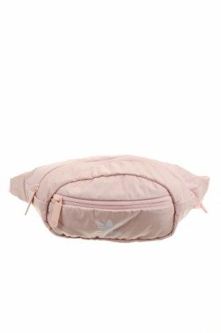 Чанта за кръст Adidas, Цвят Розов, Текстил, Цена 28,50лв.