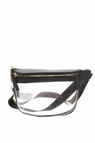 Чанта за кръст Primark, Цвят Черен, Полиуретан, еко кожа, Цена 26,25лв.
