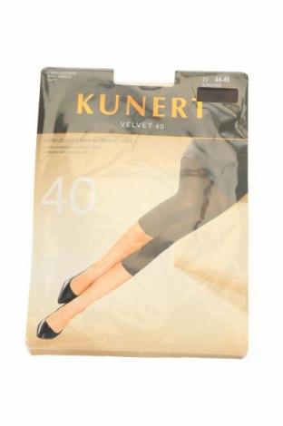 Чорапогащник - клин Kunert, Размер L, Цвят Черен, 89% полиамид, 11% еластан, Цена 19,08лв.