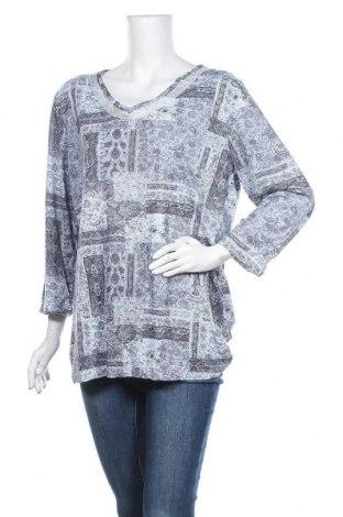 Дамска блуза Select, Размер L, Цвят Многоцветен, 100% полиестер, Цена 6,25лв.