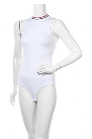 Γυναικεία μπλούζα-Κορμάκι Twintip, Μέγεθος XS, Χρώμα Λευκό, 95% βαμβάκι, 5% ελαστάνη, Τιμή 14,69€