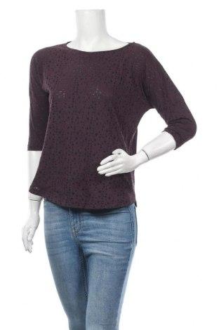 Дамска блуза 17 & Co., Размер S, Цвят Лилав, 60% памук, 40% полиестер, Цена 17,85лв.