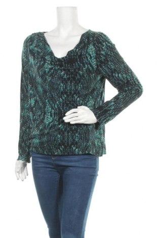 Дамска блуза 212 Collection, Размер L, Цвят Многоцветен, 95% вискоза, 5% еластан, Цена 7,56лв.