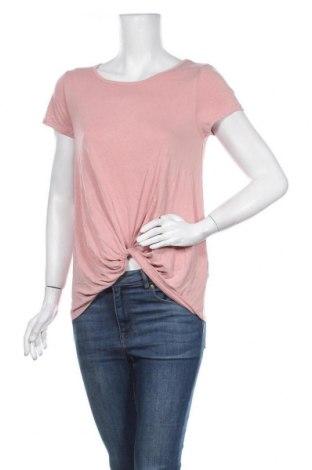Дамска блуза Active Basic USA, Размер S, Цвят Розов, 74% модал, 26% полиестер, Цена 6,07лв.
