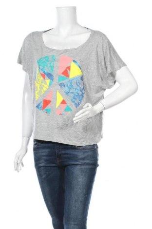 Γυναικεία μπλούζα Aeropostale, Μέγεθος XL, Χρώμα Γκρί, 60% βαμβάκι, 40% μοντάλ, Τιμή 11,40€