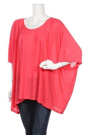 Дамска блуза Alessi, Размер XXL, Цвят Розов, Вискоза, Цена 18,90лв.