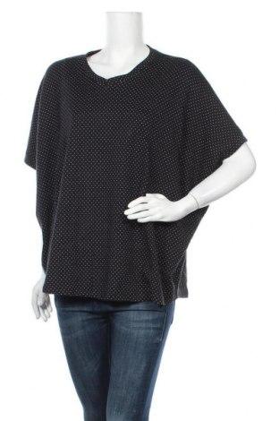 Дамска блуза Alessi, Размер M, Цвят Черен, Памук, Цена 9,45лв.