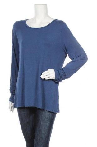 Γυναικεία μπλούζα Alfani, Μέγεθος XL, Χρώμα Μπλέ, 94% βισκόζη, 6% ελαστάνη, Τιμή 9,35€