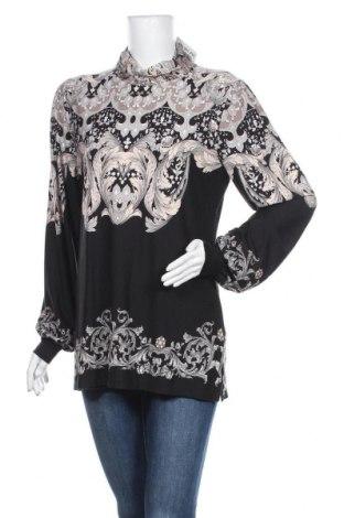 Дамска блуза Alfredo Pauly, Размер M, Цвят Многоцветен, 92% вискоза, 8% еластан, Цена 18,48лв.