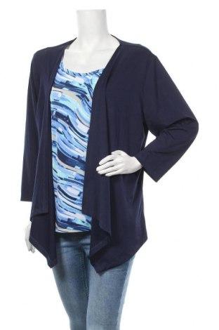 Γυναικεία μπλούζα Alia, Μέγεθος XL, Χρώμα Πολύχρωμο, 86% πολυεστέρας, 14% ελαστάνη, Τιμή 10,49€