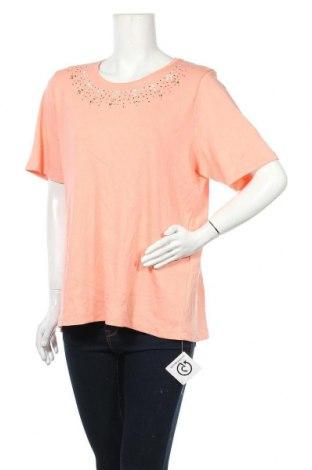 Γυναικεία μπλούζα Alia, Μέγεθος XL, Χρώμα Ρόζ , 60% βαμβάκι, 40% πολυεστέρας, Τιμή 9,25€