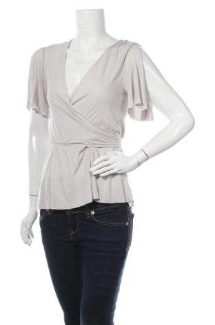 Bluză de femei AllSaints, Mărime S, Culoare Bej, Viscoză, Preț 23,93 Lei