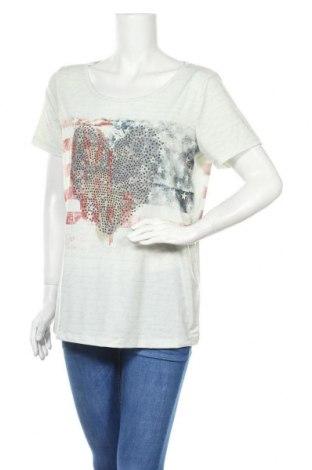 Γυναικεία μπλούζα Aniston, Μέγεθος L, Χρώμα Πολύχρωμο, Πολυεστέρας, ελαστάνη, Τιμή 16,08€