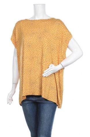 Γυναικεία μπλούζα Anko, Μέγεθος XXL, Χρώμα Κίτρινο, 95% βισκόζη, 5% ελαστάνη, Τιμή 9,74€
