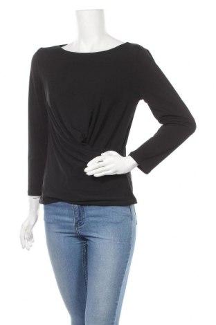 Γυναικεία μπλούζα Ann Taylor, Μέγεθος M, Χρώμα Μαύρο, 95% πολυεστέρας, 5% ελαστάνη, Τιμή 18,09€