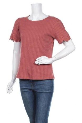 Γυναικεία μπλούζα Ann Taylor, Μέγεθος M, Χρώμα Καφέ, 58% βαμβάκι, 39% πολυεστέρας, 3% ελαστάνη, Τιμή 14,13€