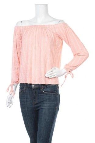 Γυναικεία μπλούζα Ardene, Μέγεθος S, Χρώμα Ρόζ , 95% βισκόζη, 5% ελαστάνη, Τιμή 3,18€