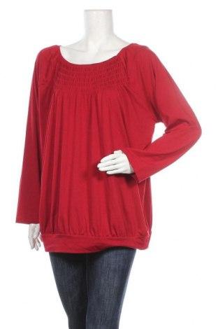 Γυναικεία μπλούζα Autograph, Μέγεθος XXL, Χρώμα Κόκκινο, Πολυεστέρας, βισκόζη, ελαστάνη, Τιμή 8,77€