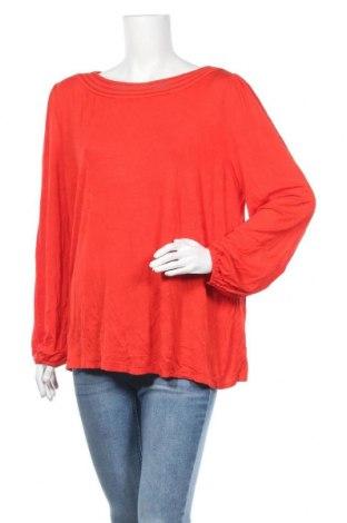 Дамска блуза Ava & Viv, Размер XL, Цвят Оранжев, 95% вискоза, 5% еластан, Цена 7,98лв.