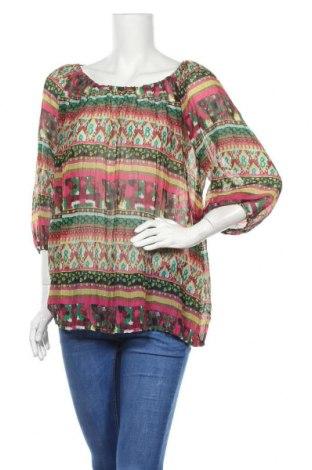 Дамска блуза B.C. Best Connections, Размер XL, Цвят Многоцветен, Полиестер, Цена 12,29лв.