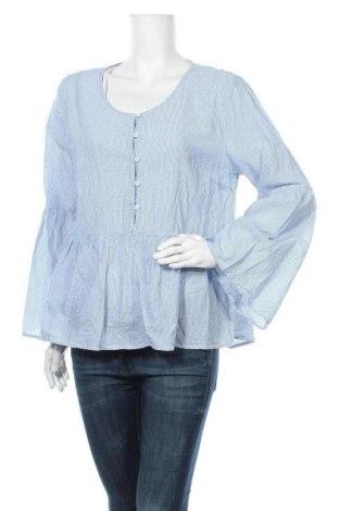 Γυναικεία μπλούζα B Collection, Μέγεθος XXL, Χρώμα Μπλέ, Βαμβάκι, Τιμή 11,04€