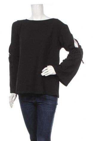 Γυναικεία μπλούζα B Collection, Μέγεθος XL, Χρώμα Μαύρο, Πολυεστέρας, ελαστάνη, Τιμή 12,34€