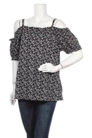 Γυναικεία μπλούζα B Collection, Μέγεθος XL, Χρώμα Μαύρο, Βαμβάκι, Τιμή 9,25€