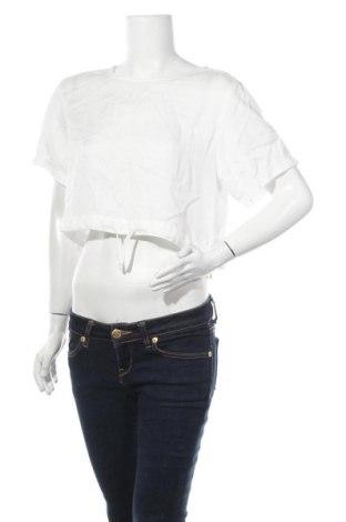 Γυναικεία μπλούζα BDG, Μέγεθος S, Χρώμα Λευκό, Lyocell, Τιμή 9,38€