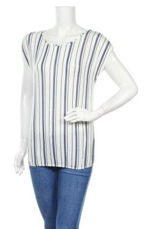 Γυναικεία μπλούζα Beach Time, Μέγεθος S, Χρώμα Λευκό, 95% βισκόζη, 5% ελαστάνη, Τιμή 8,31€